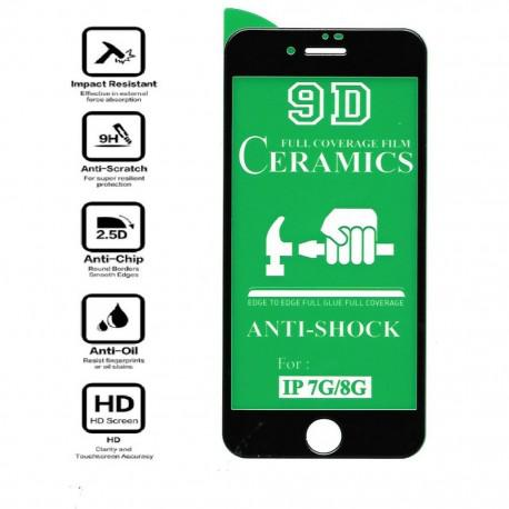 Ceramic protector for Apple iPhone 7/8 black