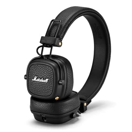 Wireless headphones Marshall Major III Bluetooth Black - 5