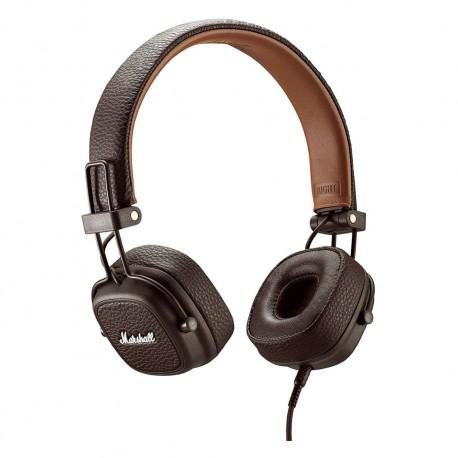 Безжични слушалки Marshall Major III Bluetooth Brown - 2