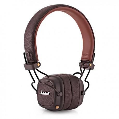 Безжични слушалки Marshall Major III Bluetooth Brown - 3