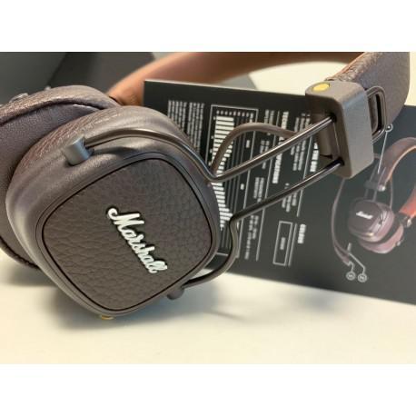 Безжични слушалки Marshall Major III Bluetooth Brown - 5