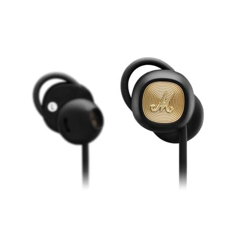 Wireless headphones Marshall Minor II Bluetooth Black - 2