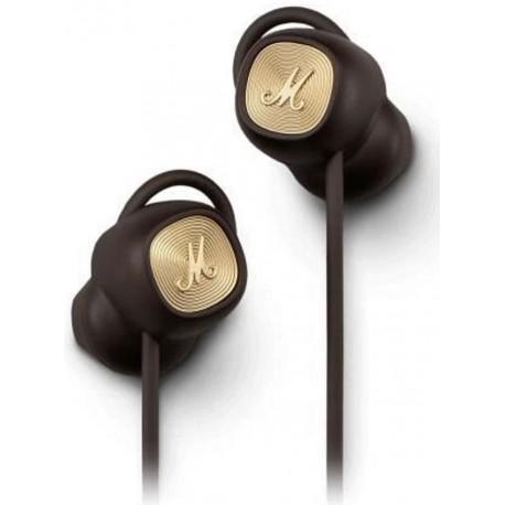 Безжични слушалки Marshall Minor II Bluetooth Brown - 2