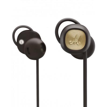 Wireless headphones Marshall Minor II Bluetooth Brown - 4