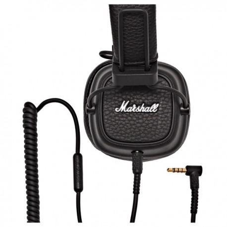 Headphones Marshall Major III Black - 3