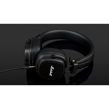 Слушалки Marshall Major III Black - 5
