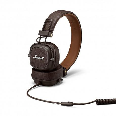 Слушалки Marshall Major III Brown - 3