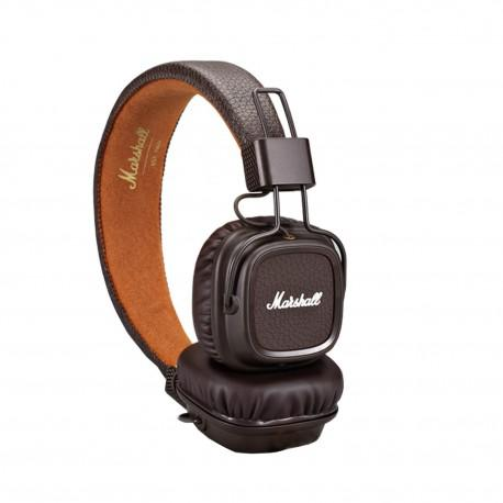 Слушалки Marshall Major III Brown - 5