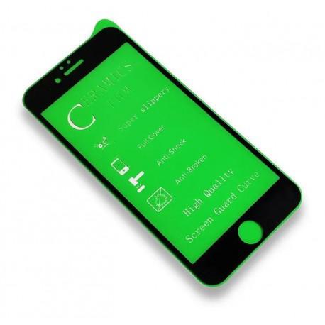 Керамичен протектор за Apple iPhone 6/6S черен
