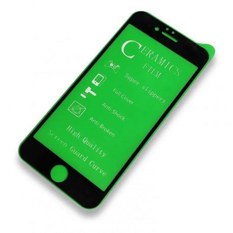 Керамичен протектор за Apple iPhone 6/6S черен - 2