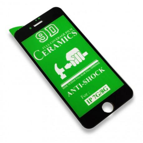 Ceramic protector for Apple iPhone 7/8 black - 2