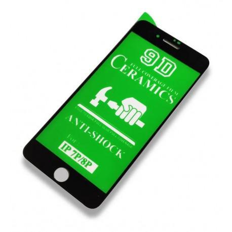 Керамичен протектор за Apple iPhone 7 PLUS/8 PLUS черен