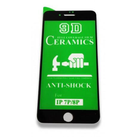 Керамичен протектор за Apple iPhone 7 PLUS/8 PLUS черен - 2