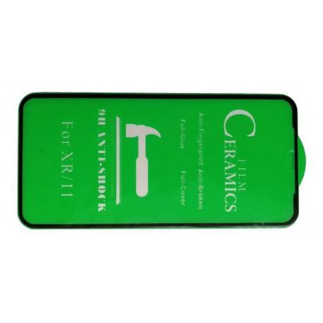 Керамичен протектор за Apple iPhone XR/11 черен - 5