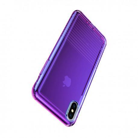Силиконов гръб за IPhone X/XS Baseus Colorful