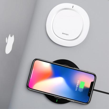 Безжично зарядно USAMS CD29, 10W за iPhone