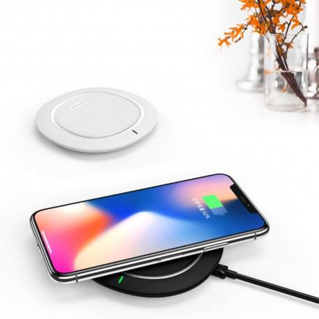 Wireless Charger USAMS CD29, 10W for iPhone - 2