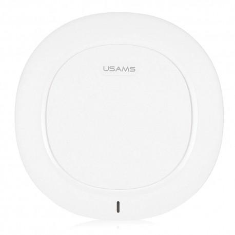 Wireless Charger USAMS CD29, 10W for iPhone - 4