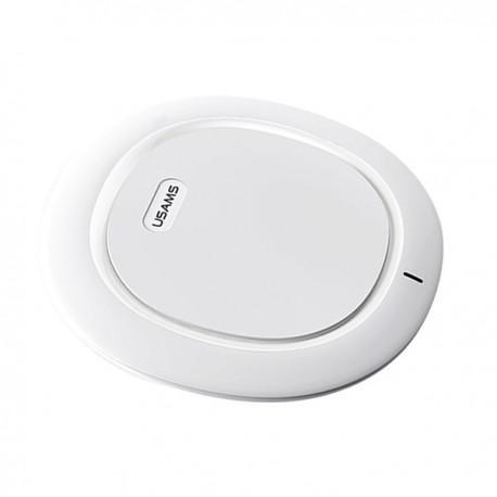 Безжично зарядно USAMS CD29, 10W за iPhone - 5