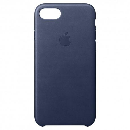 Apple iPhone 7 Leather Case Midnight Blue (MMY32ZMA/A)