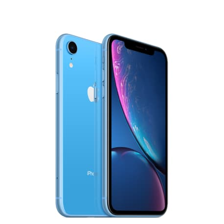 Apple iPhone XR 256GB Blue - 3