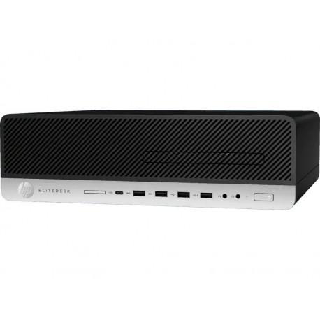 HP EliteDesk 800 G5 SFF /Intel i7-9700/16GB DDR4/512GB SSD - 2