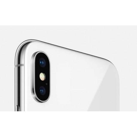 Apple iPhone X 256GB Silver Употребяван - 2