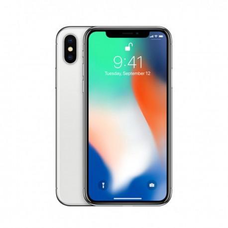 Apple iPhone X 256GB Silver Употребяван