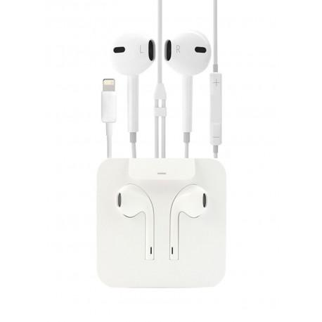 Оригинални слушалки за iPhone с Lightning жак (без кутия) - 2