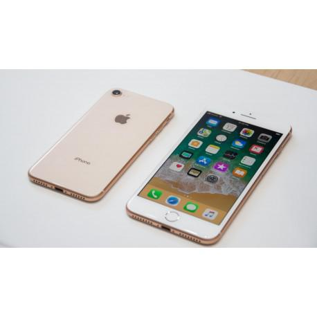 Apple iPhone 8 256GB Gold Употребяван - 4