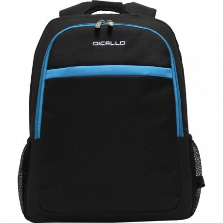 Laptop backpack Dicallo LLB9256B15L up to 15.6