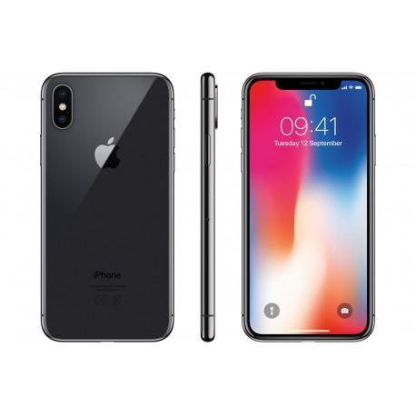 Apple iPhone X 64GB Space Gray Употребяван - 2