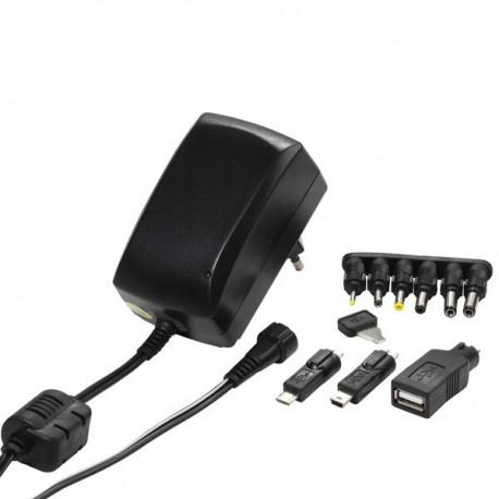 Универсално зарядно устройство Vivanco 35986, 2,25A