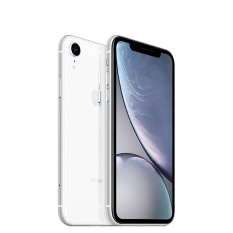 Apple iPhone XR 128GB White - 4