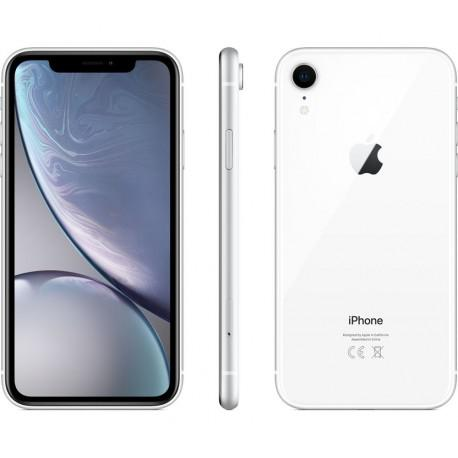 Apple iPhone XR 128GB White - 5