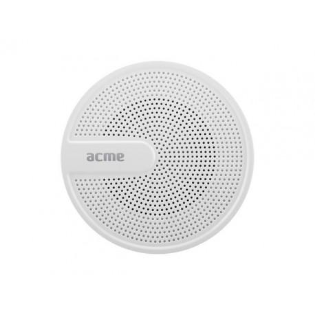 Portable white wireless speaker ACME SP109W - 3
