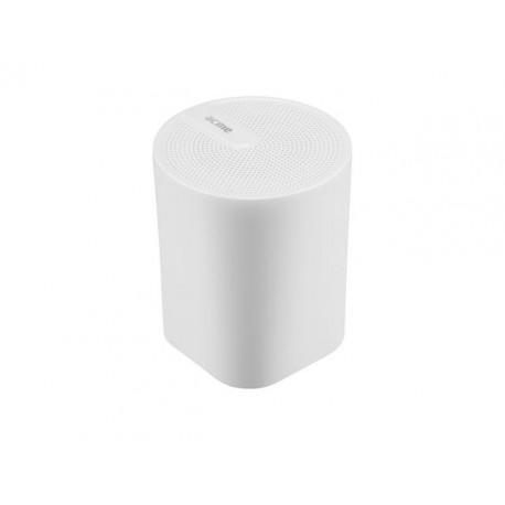 Portable white wireless speaker ACME SP109W - 4