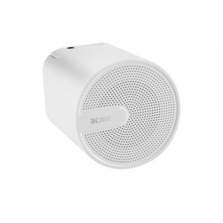 Portable white wireless speaker ACME SP109W - 2
