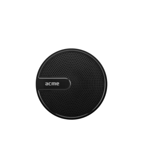 Portable black wireless speaker ACME SP109 - 3