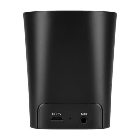 Portable black wireless speaker ACME SP109 - 4