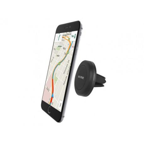 Smartphone mount ACME MH11, Universal, Black, Magnetic, For Car