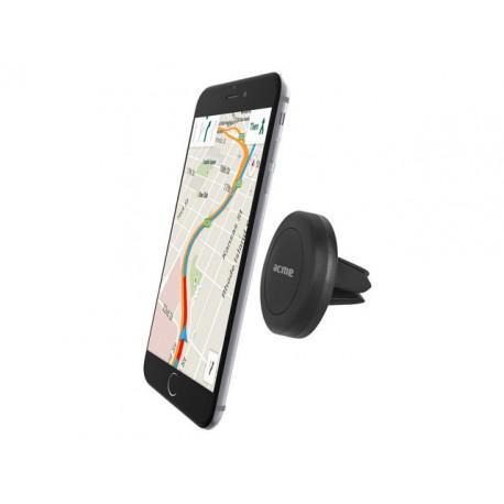 Стойка за телефон ACME MH11, универсална, черна, магнитна, за автомобил