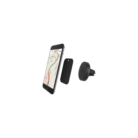 Smartphone mount ACME MH11, Universal, Black, Magnetic, For Car - 6