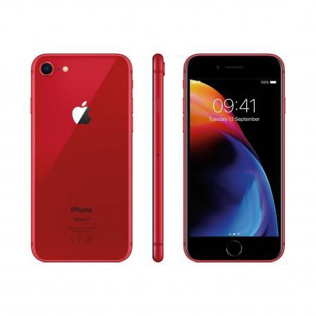 Apple iPhone 8 64GB Red Употребяван - 3