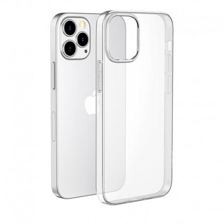 Silicone case for IPhone 12 Pro transparent