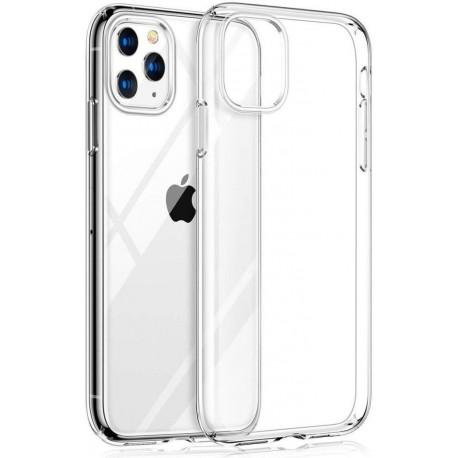Silicone case for IPhone 11 Pro transparent