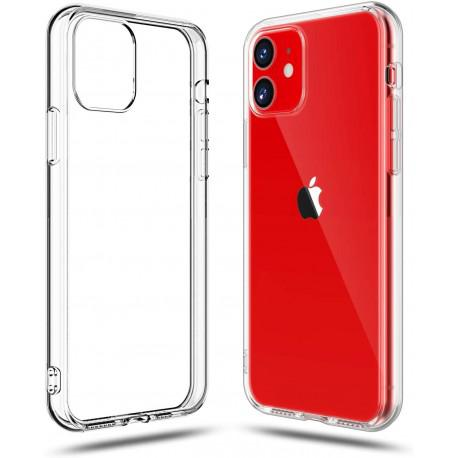 Silicone case for IPhone 11 transparent