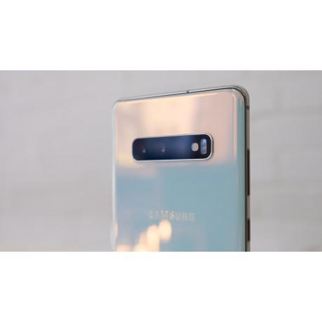 Samsung Galaxy S10 Plus (G975) 128GB Prism White - 4