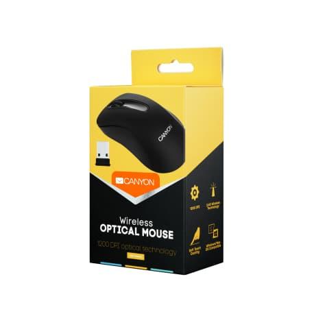 Безжична оптична мишка Canyon CNE-CMSW2 - 2