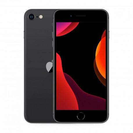 Apple iPhone SE (2020) 128GB Black - 1